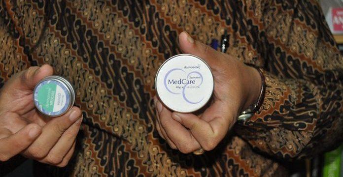 Dr. Agung Dwi Wahyu Widodo, dr., M.Si. Optimis Kembangkan Riset Minyak Zaitun Berkat Testimoni Pasien