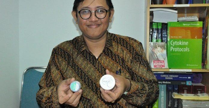 KPS IMUNOLOGI Pascasarjana Meneliti Minyak Zaitun Terozonisasi Efektif Taklukkan Bakteri MRSA