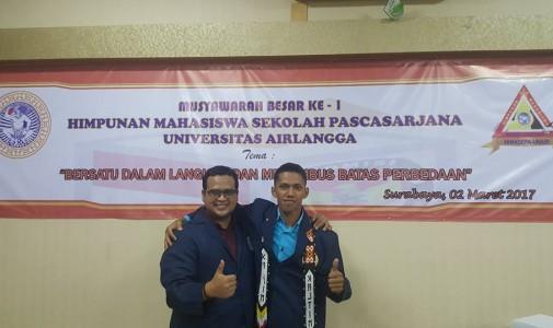 Pemilihan Ketua Umum HIMASEPA Pascasarjana 2017/2018
